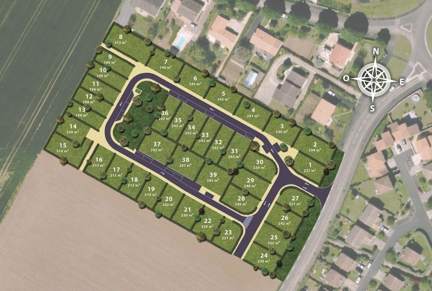 Terrains du constructeur SOLIS CONSTRUCTION - AGENCE DE NIORT • 245 m² • NIORT