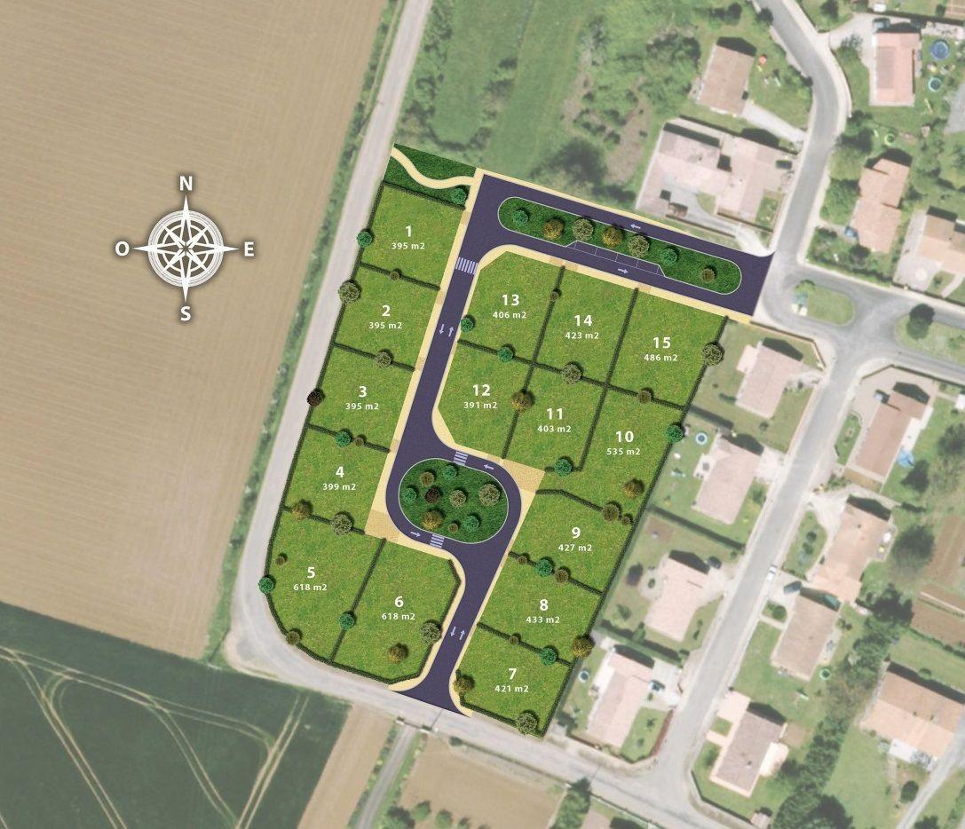 Terrains du constructeur SOLIS CONSTRUCTION - AGENCE DE NIORT • 395 m² • SAINT REMY