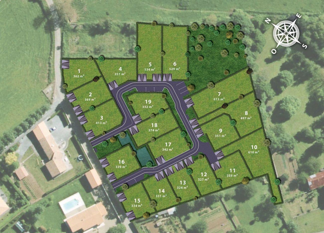 Terrains du constructeur SOLIS CONSTRUCTION - AGENCE DE NIORT • 362 m² • MOUGON