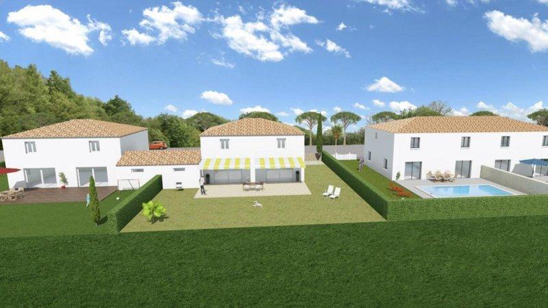 Maisons du constructeur VILLAS PRISME • 90 m² • LES PENNES MIRABEAU