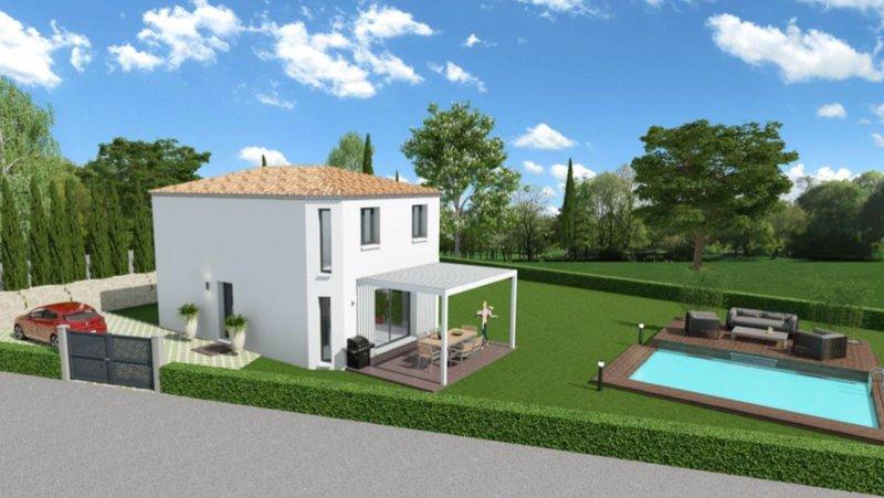 Maisons du constructeur VILLAS PRISME • 90 m² • MARIGNANE