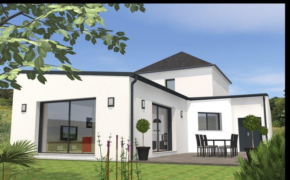 Maisons + Terrains du constructeur MAISONS BERNARD JAMBERT • 121 m² • VARADES