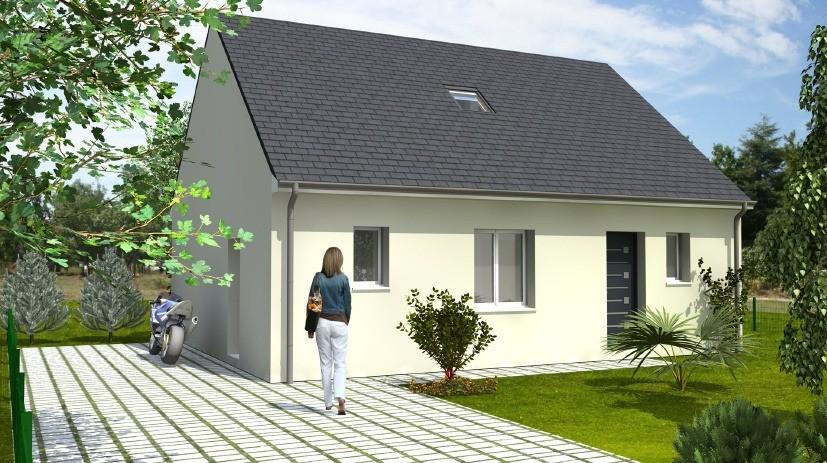 Maisons + Terrains du constructeur MAISONS BERNARD JAMBERT • 108 m² • VARADES