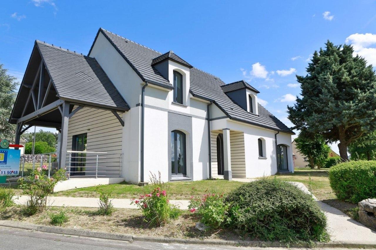 Maisons + Terrains du constructeur MAISONS SESAME • 105 m² • CORMEILLES EN PARISIS