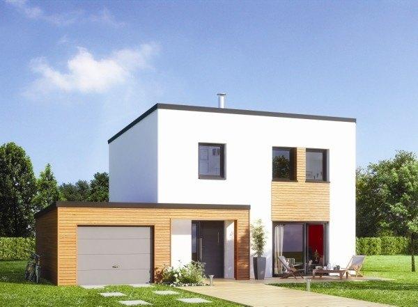 Maisons + Terrains du constructeur MAISON FAMILIALE • 92 m² • SAINT PATHUS