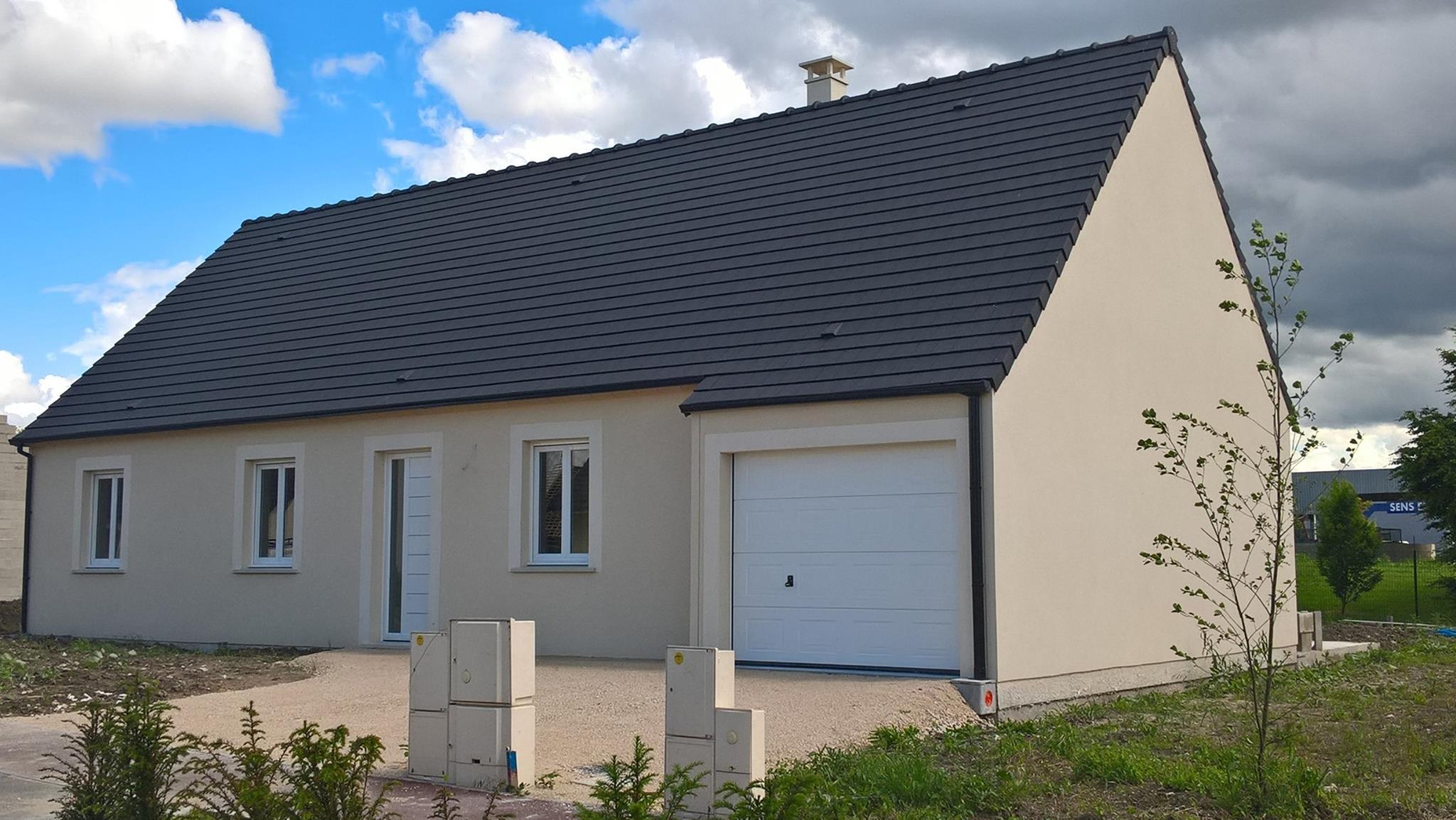 Maisons + Terrains du constructeur Maisons PHENIX Lisieux • 99 m² • AUQUAINVILLE