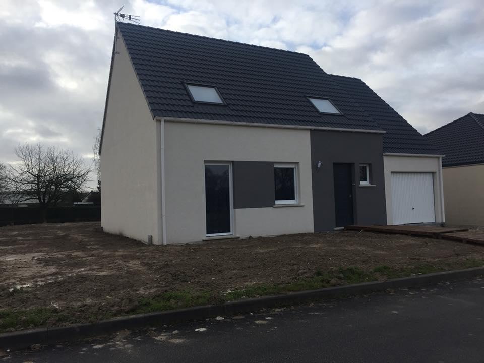 Maisons + Terrains du constructeur Maisons PHENIX Lisieux • 83 m² • BONNEVILLE LA LOUVET