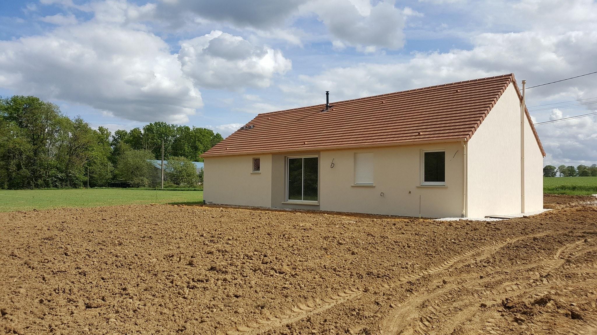 Maisons + Terrains du constructeur Maisons PHENIX Lisieux • 92 m² • MEZIDON CANON