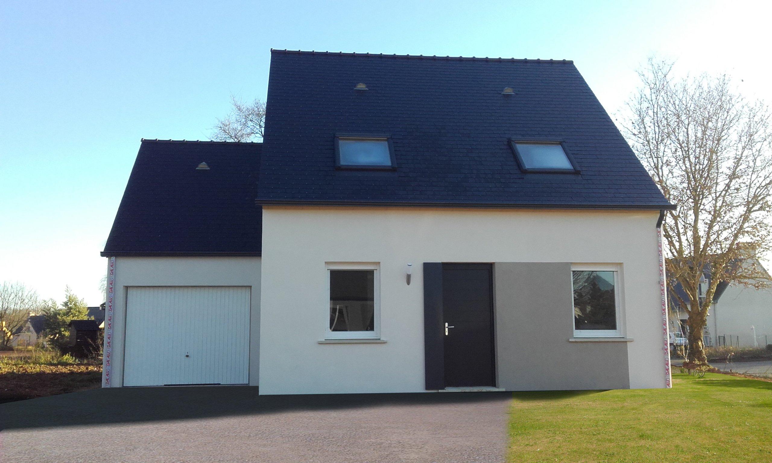 Maisons + Terrains du constructeur Maisons Phénix Le Havre • 90 m² • SAINT ROMAIN DE COLBOSC