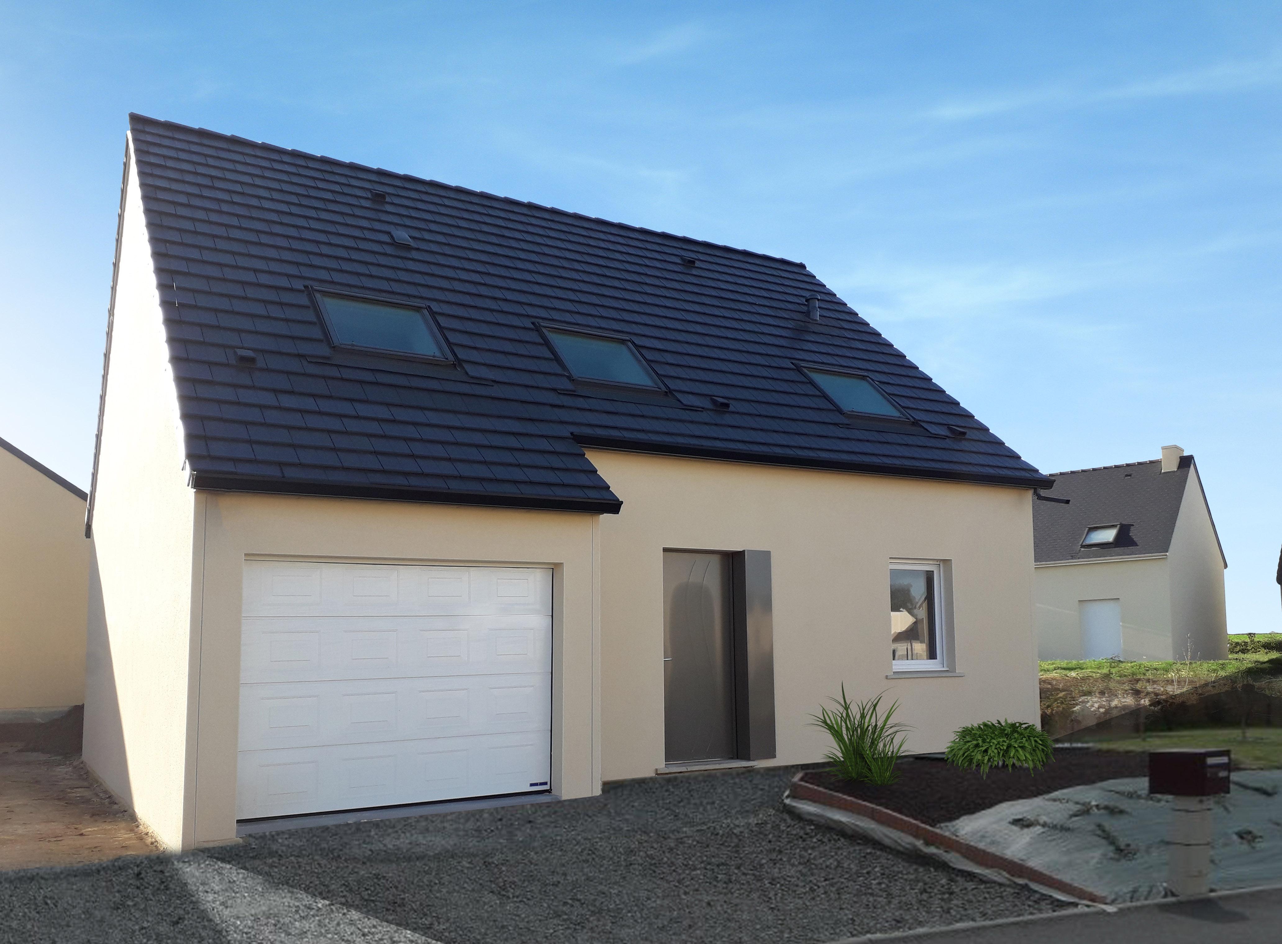 Maisons + Terrains du constructeur Maisons Phénix Le Havre • 107 m² • EPOUVILLE