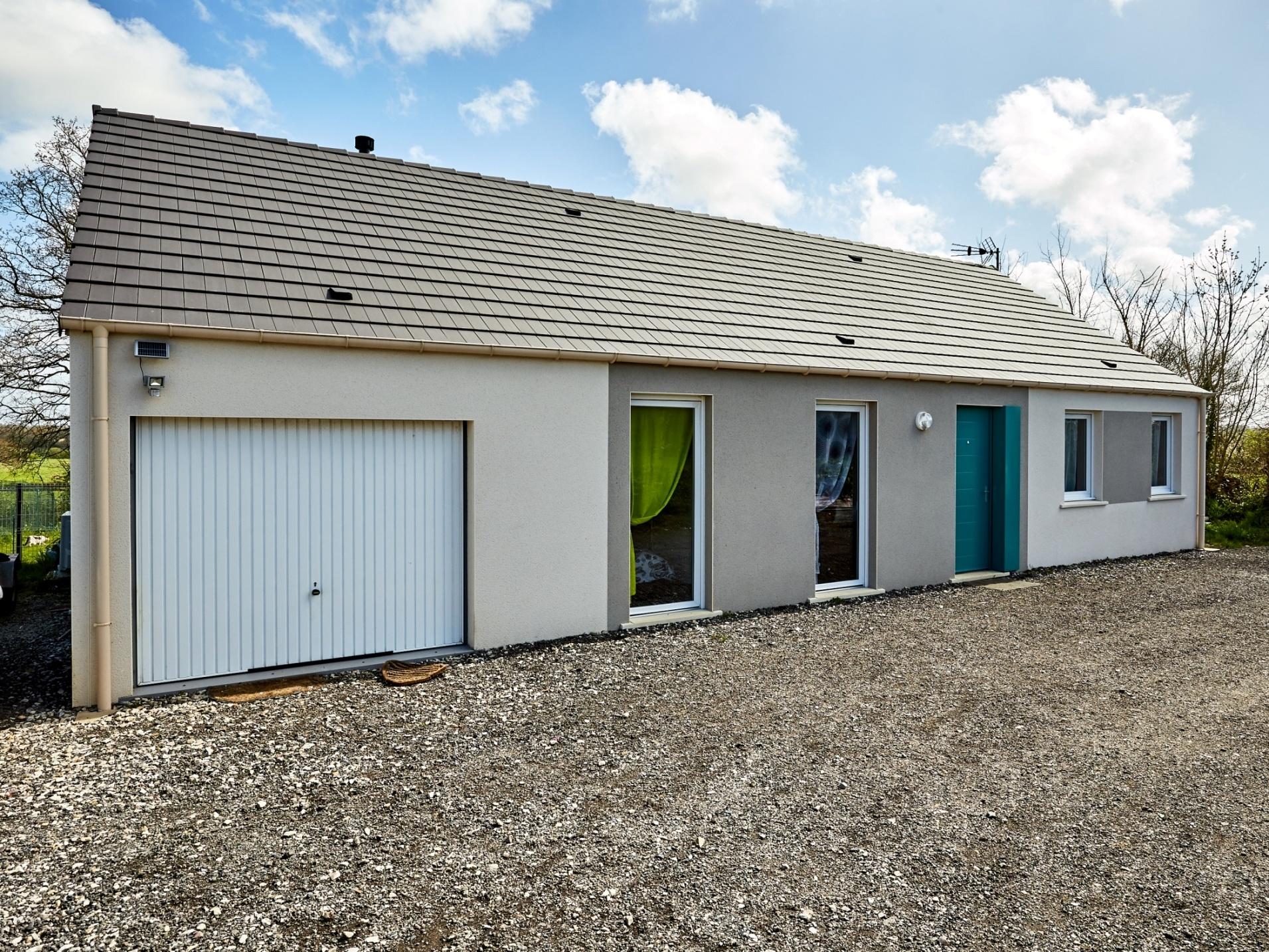 Maisons + Terrains du constructeur Maisons Phénix Le Havre • 100 m² • NOTRE DAME DE GRAVENCHON