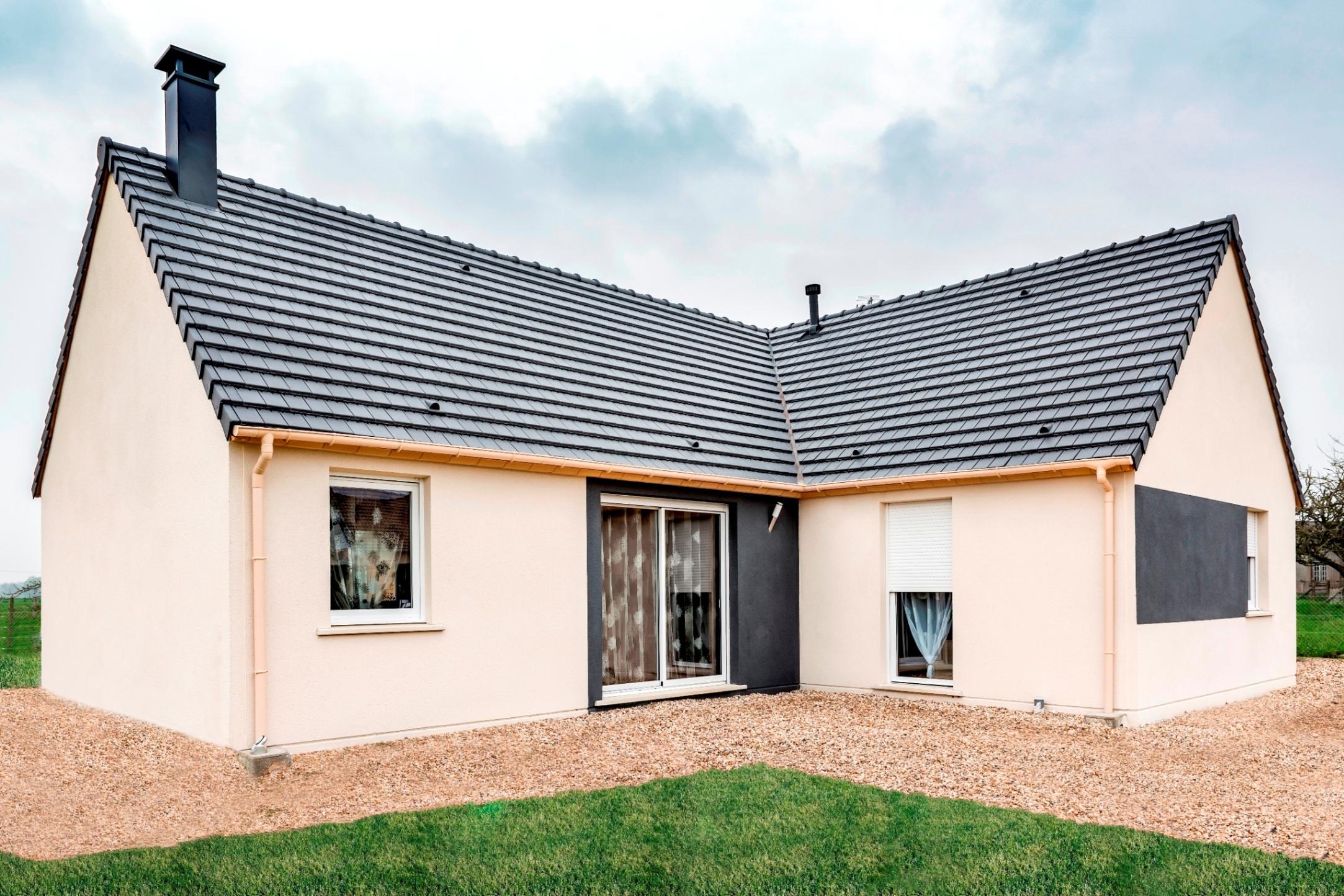 Maisons + Terrains du constructeur Maisons Phénix Le Havre • 97 m² • LA REMUEE