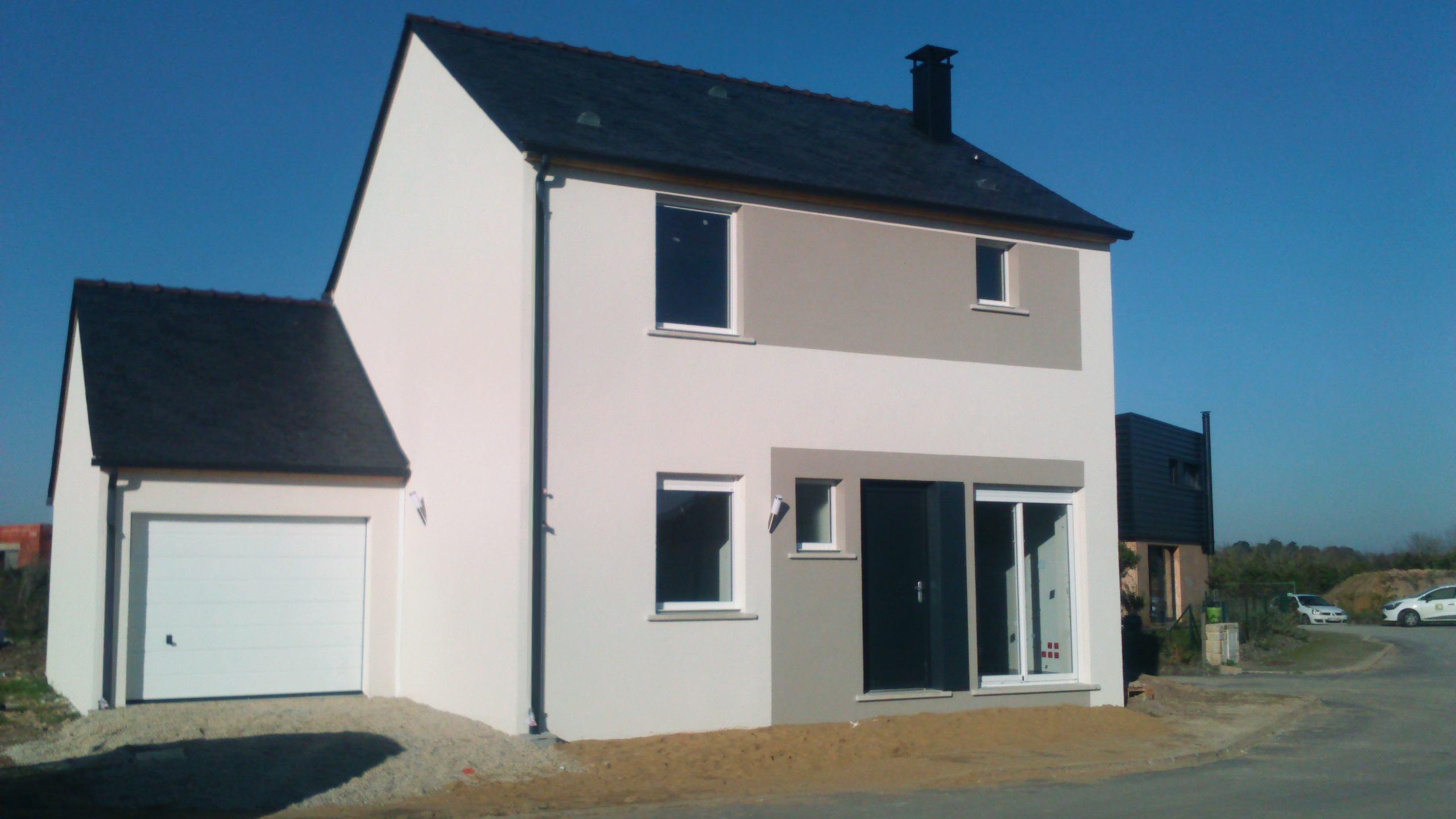 Maisons + Terrains du constructeur Maisons Phénix Le Havre • 107 m² • LA CERLANGUE