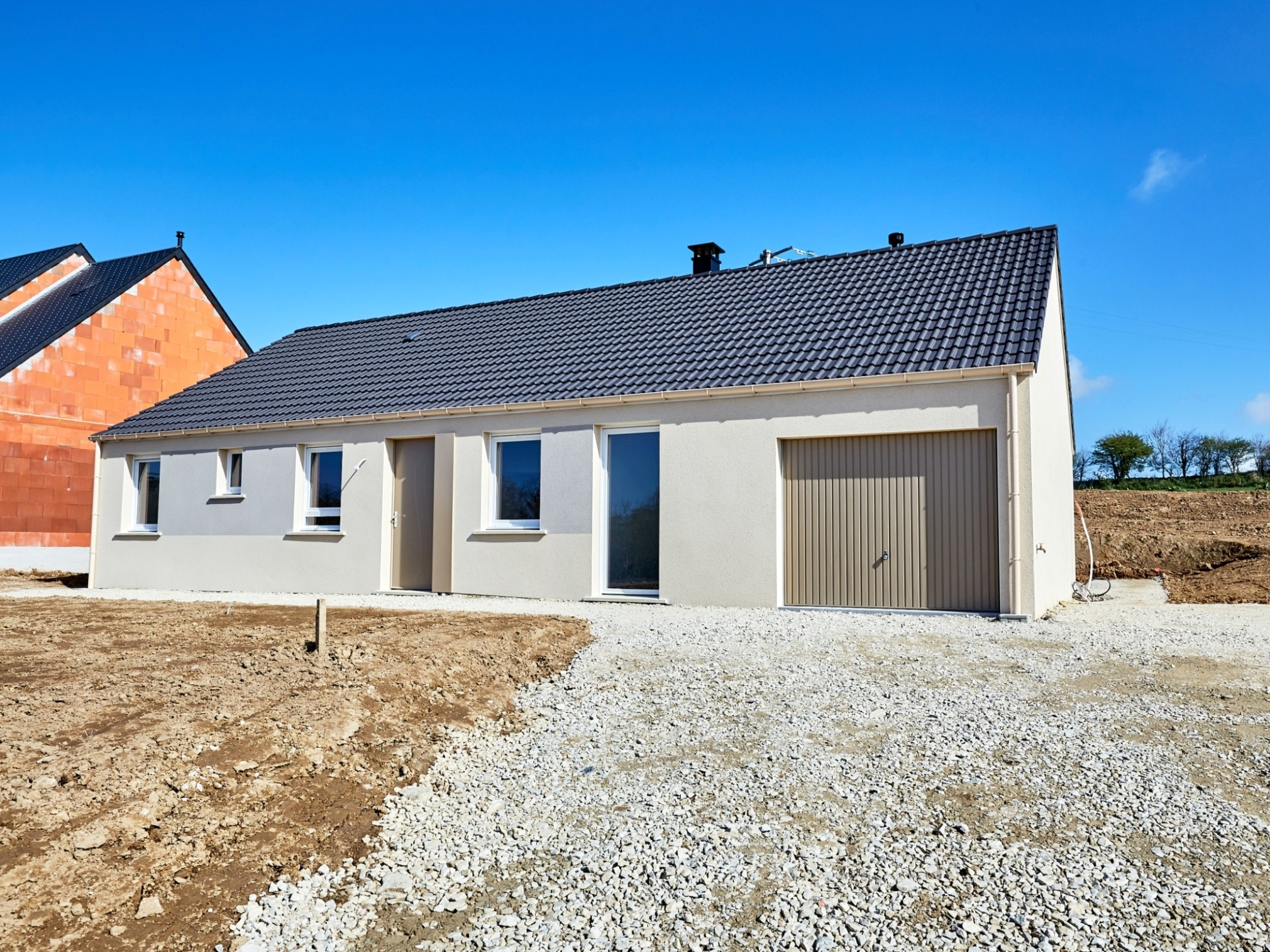 Maisons + Terrains du constructeur Maisons Phénix Le Havre • 100 m² • ROLLEVILLE