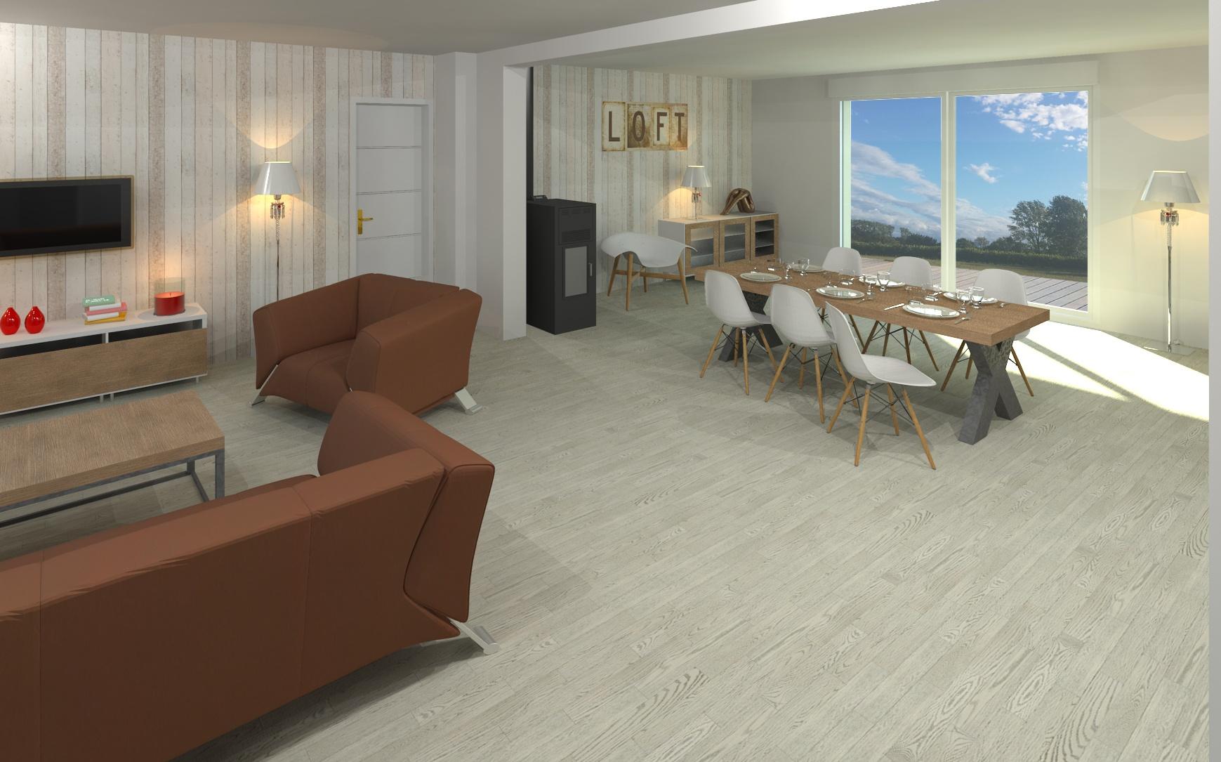 Maisons + Terrains du constructeur Maison Familiale Wizernes • 131 m² • BELLE ET HOULLEFORT