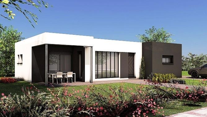 Maisons + Terrains du constructeur LES MAISONS SOFIA • 96 m² • LAVAUR