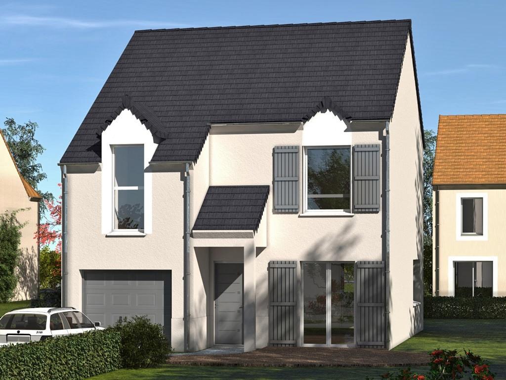 Maisons + Terrains du constructeur Les Maisons Lelievre • 108 m² • FOSSES