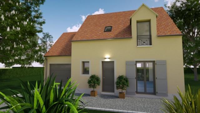 Maisons + Terrains du constructeur Les Maisons Lelievre • 90 m² • L'ISLE ADAM