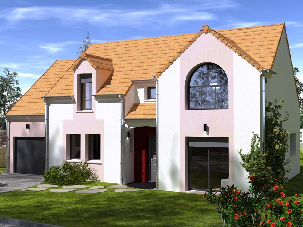 Maisons + Terrains du constructeur Les Maisons Lelievre • 126 m² • TAVERNY