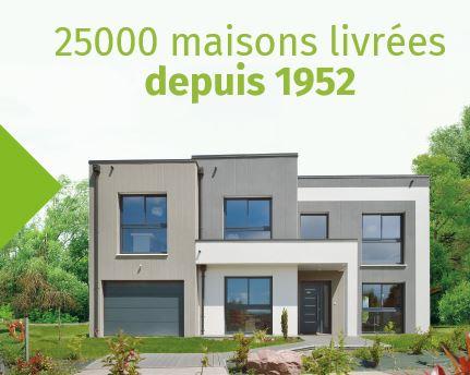 Terrains du constructeur Les Maisons Lelievre • 420 m² • JOUY LE MOUTIER