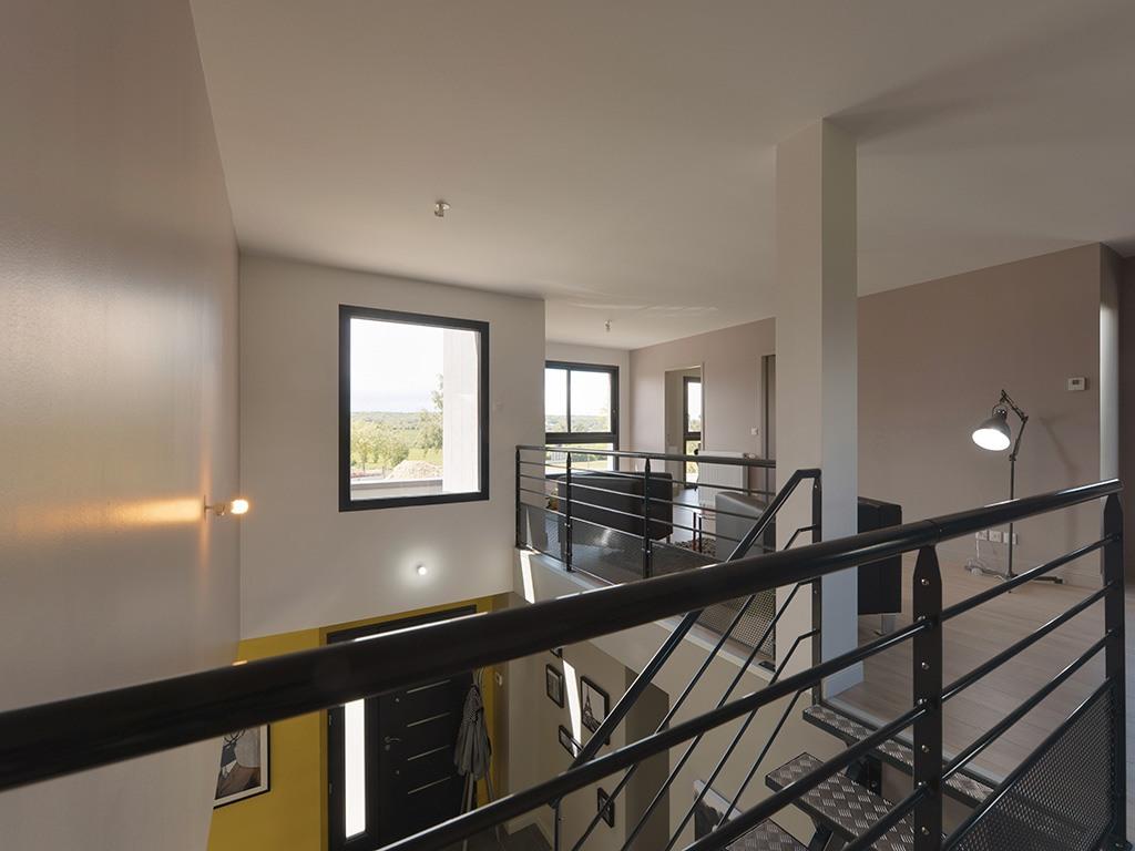 Maisons + Terrains du constructeur Les Maisons Lelievre • 128 m² • LA QUEUE EN BRIE