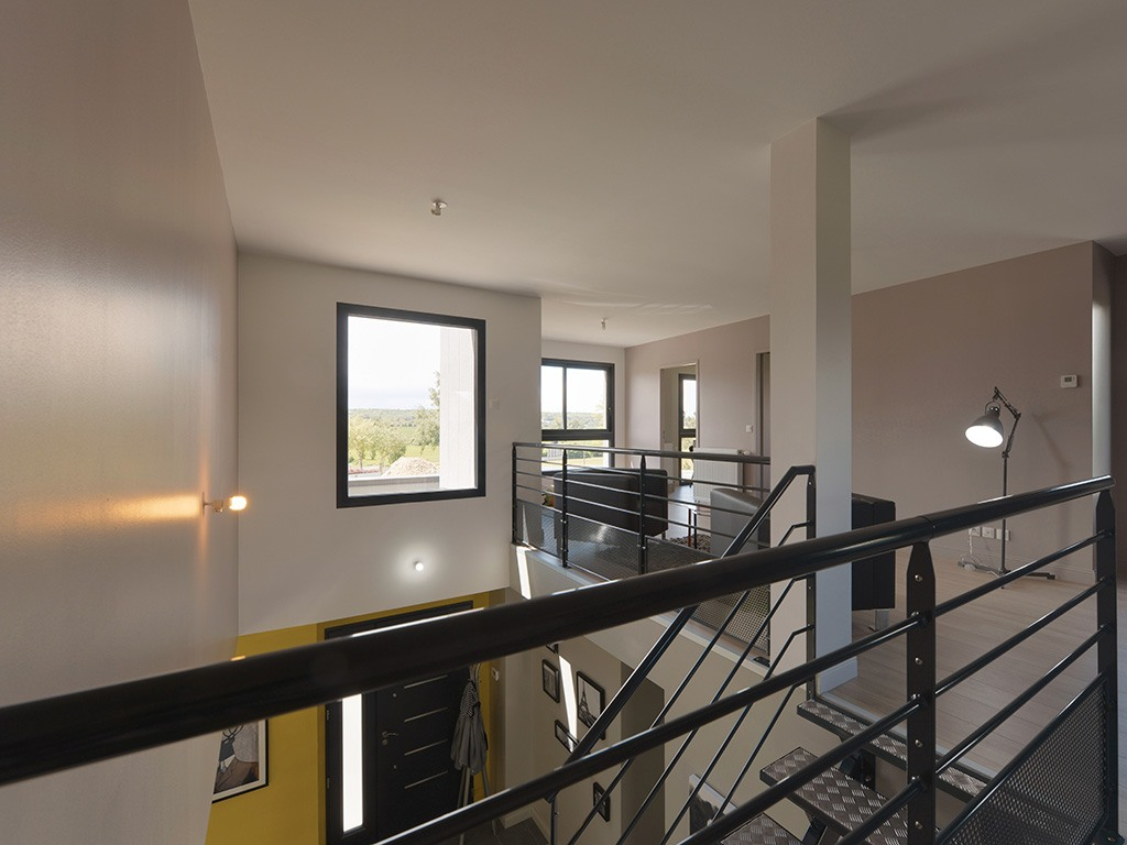 Maisons + Terrains du constructeur Les Maisons Lelievre • 101 m² • CHEVRY COSSIGNY
