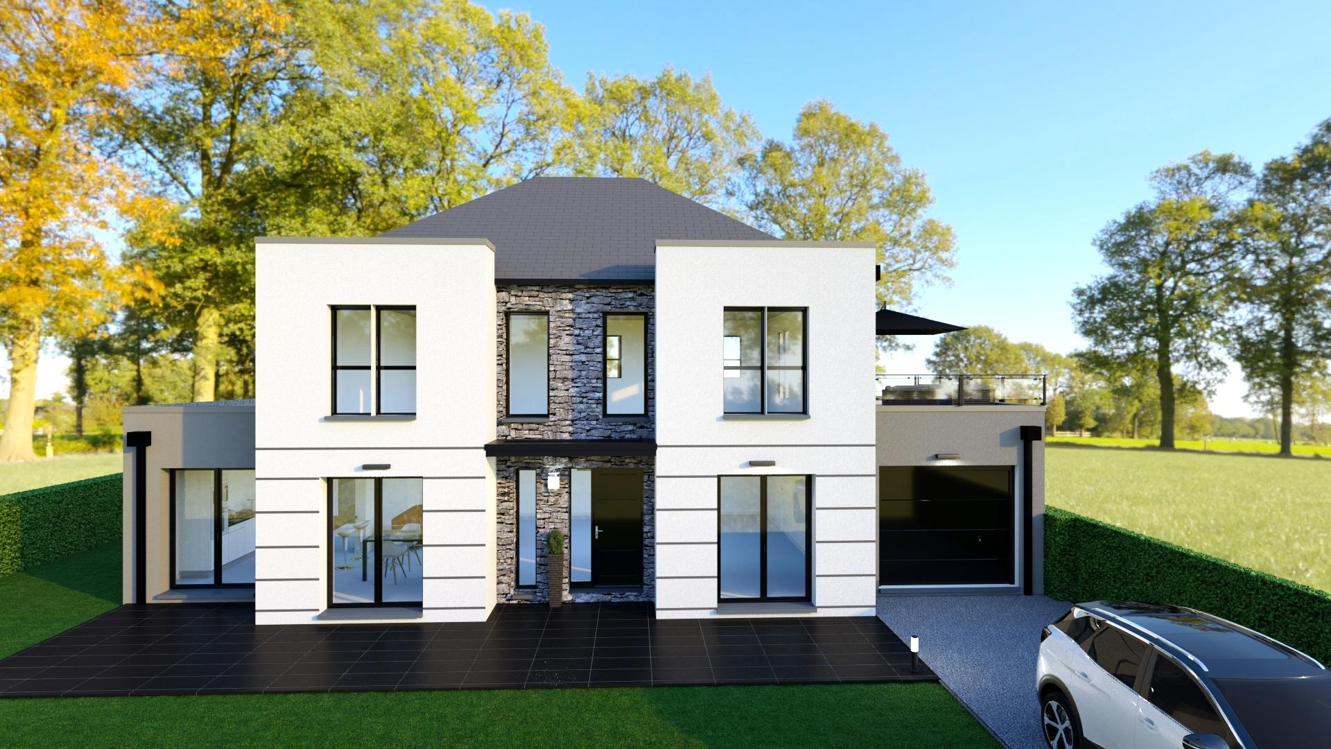 Terrains du constructeur Les maisons Lelievre • 340 m² • CORMEILLES EN PARISIS