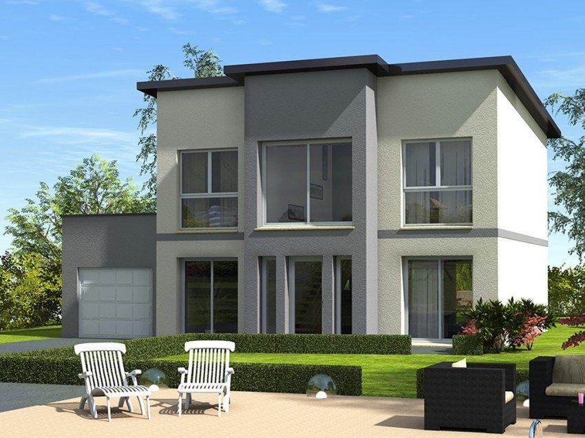 Maisons + Terrains du constructeur Les maisons Lelievre • 133 m² • ECQUEVILLY