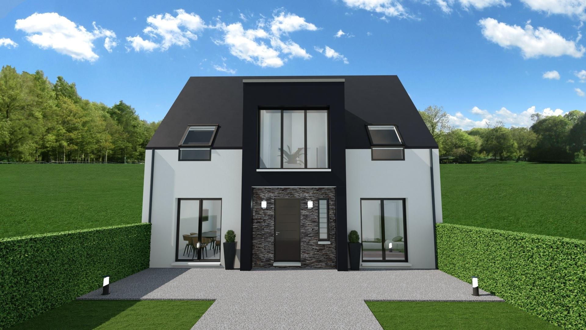 Maisons + Terrains du constructeur Les maisons Lelievre • 125 m² • CORMEILLES EN PARISIS