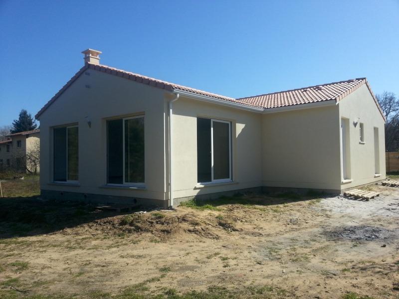 Maisons + Terrains du constructeur Maison Familiale • 116 m² • LONGEVILLE SUR MER