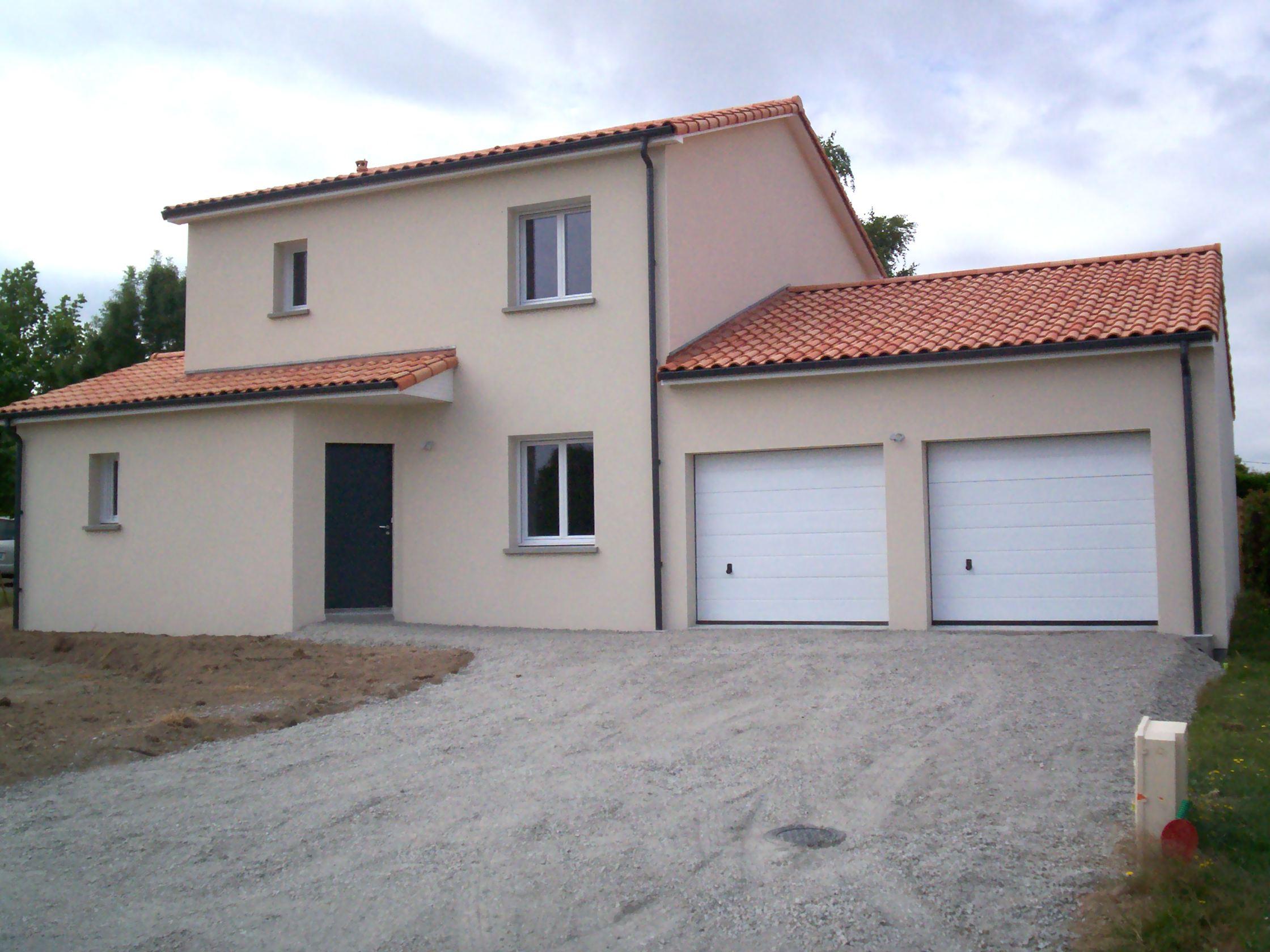 Maisons + Terrains du constructeur Maison Familiale • 140 m² • LES LANDES GENUSSON