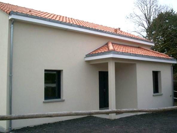 Maisons + Terrains du constructeur Maison Familiale • 80 m² • TALMONT SAINT HILAIRE