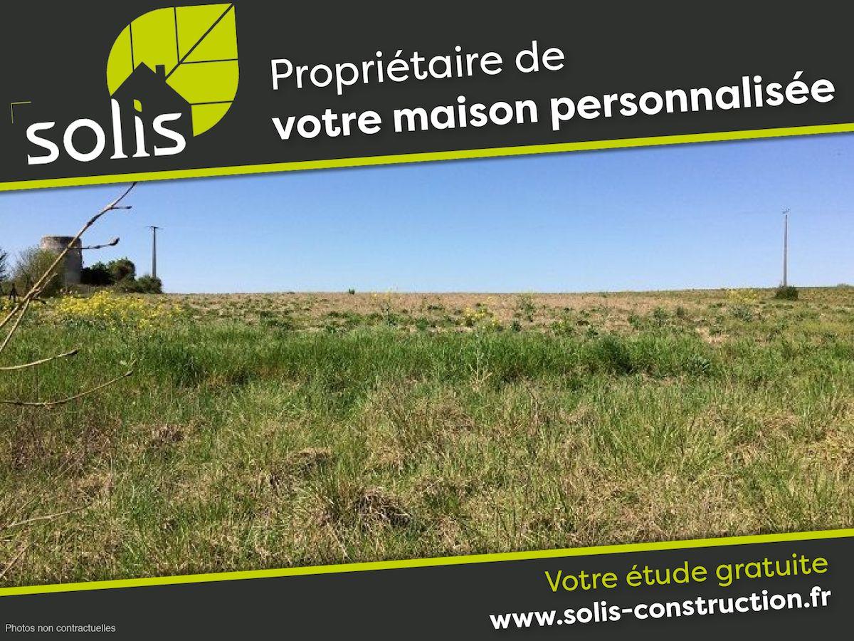 Terrains du constructeur SOLIS CONSTRUCTION - AGENCE DE SAINTES • 670 m² • SAINTES