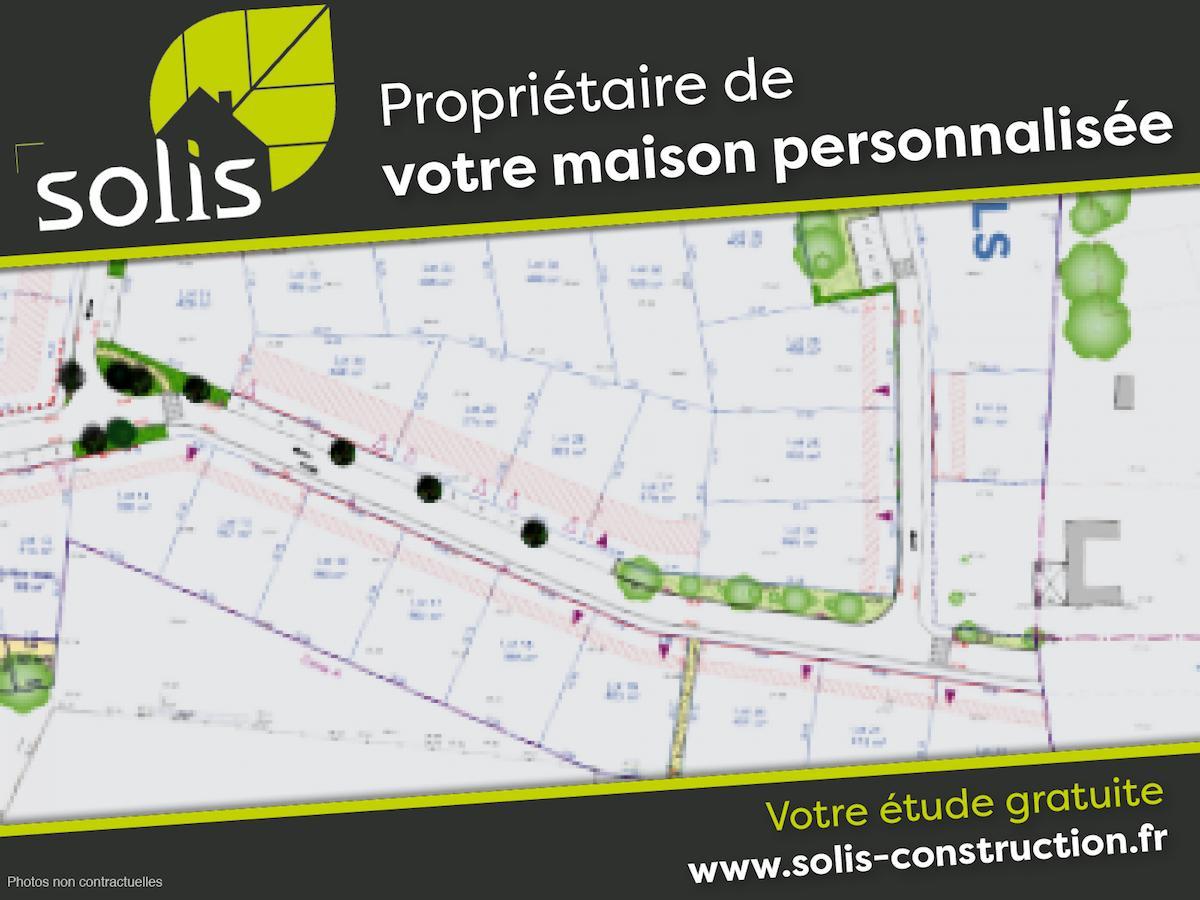 Terrains du constructeur SOLIS CONSTRUCTION - AGENCE DE SAINTES • 395 m² • TONNAY CHARENTE