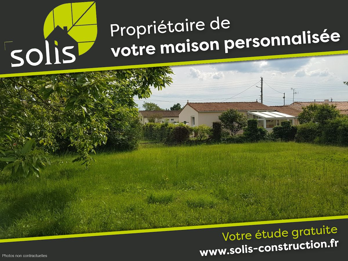 Terrains du constructeur SOLIS CONSTRUCTION - AGENCE DE SAINTES • 1380 m² • SAINTES