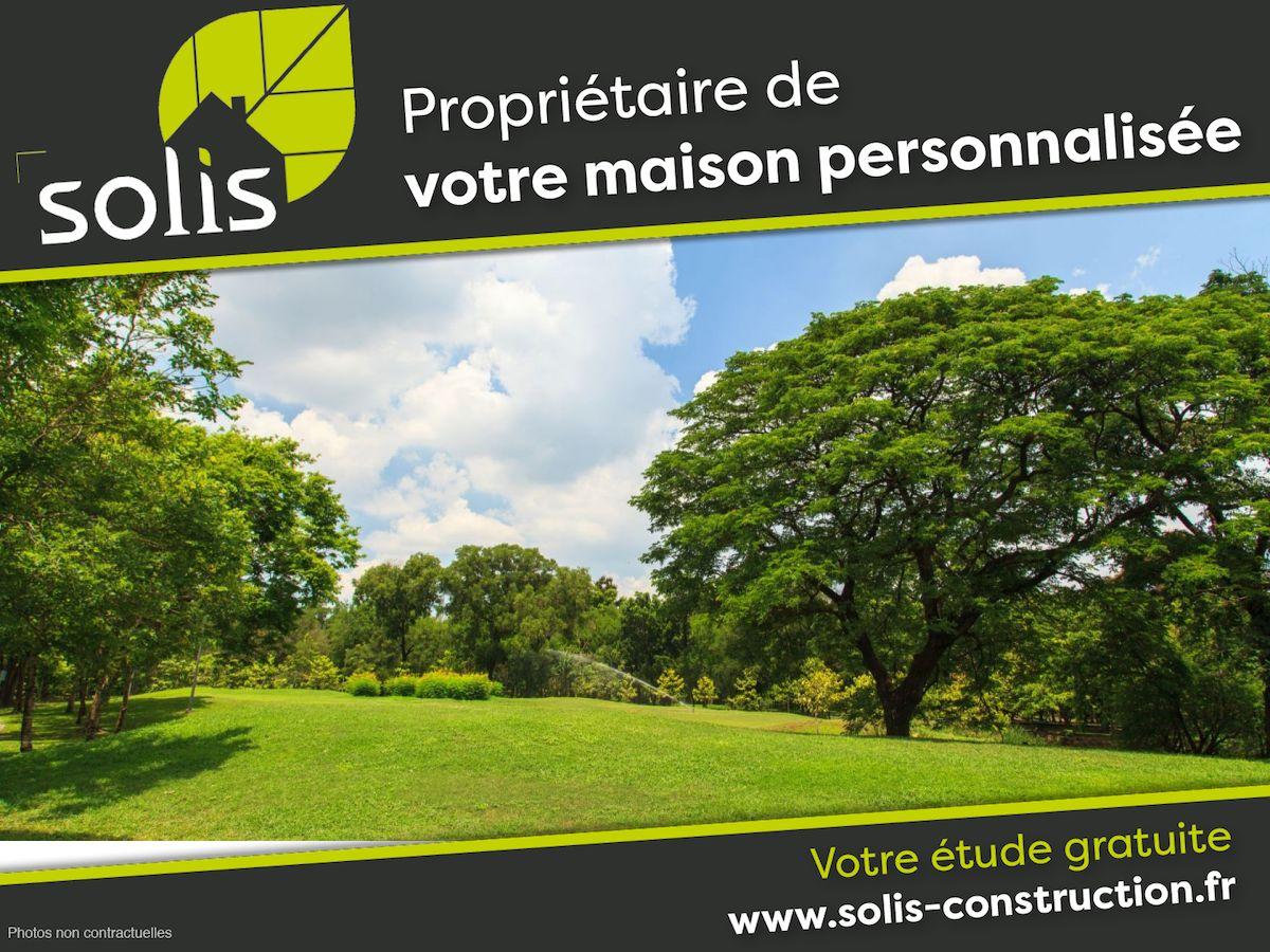 Terrains du constructeur SOLIS CONSTRUCTION - AGENCE DE SAINTES • 513 m² • FONTCOUVERTE