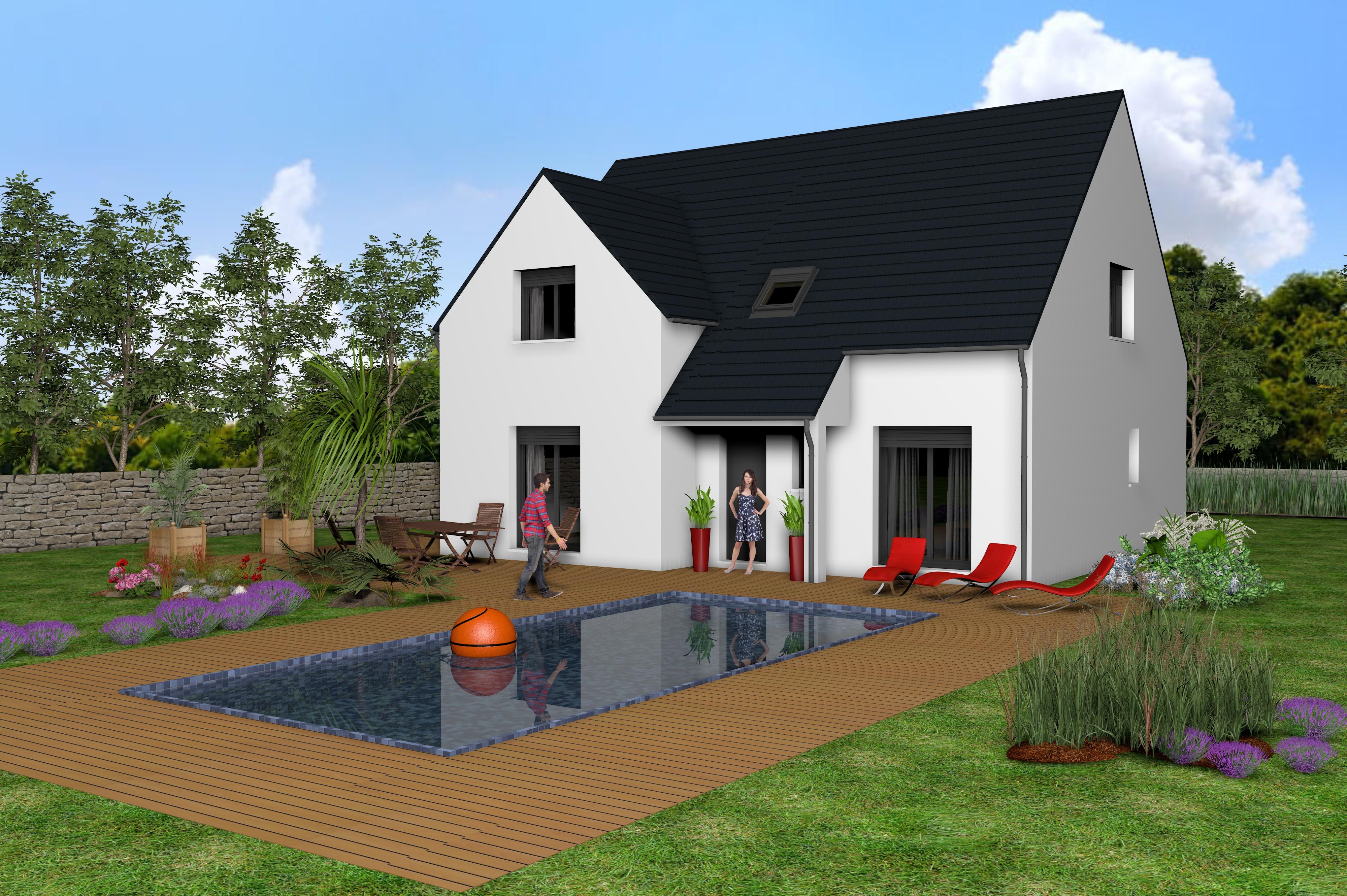 Maisons + Terrains du constructeur MAISONS STILL • 132 m² • LA FERTE SOUS JOUARRE