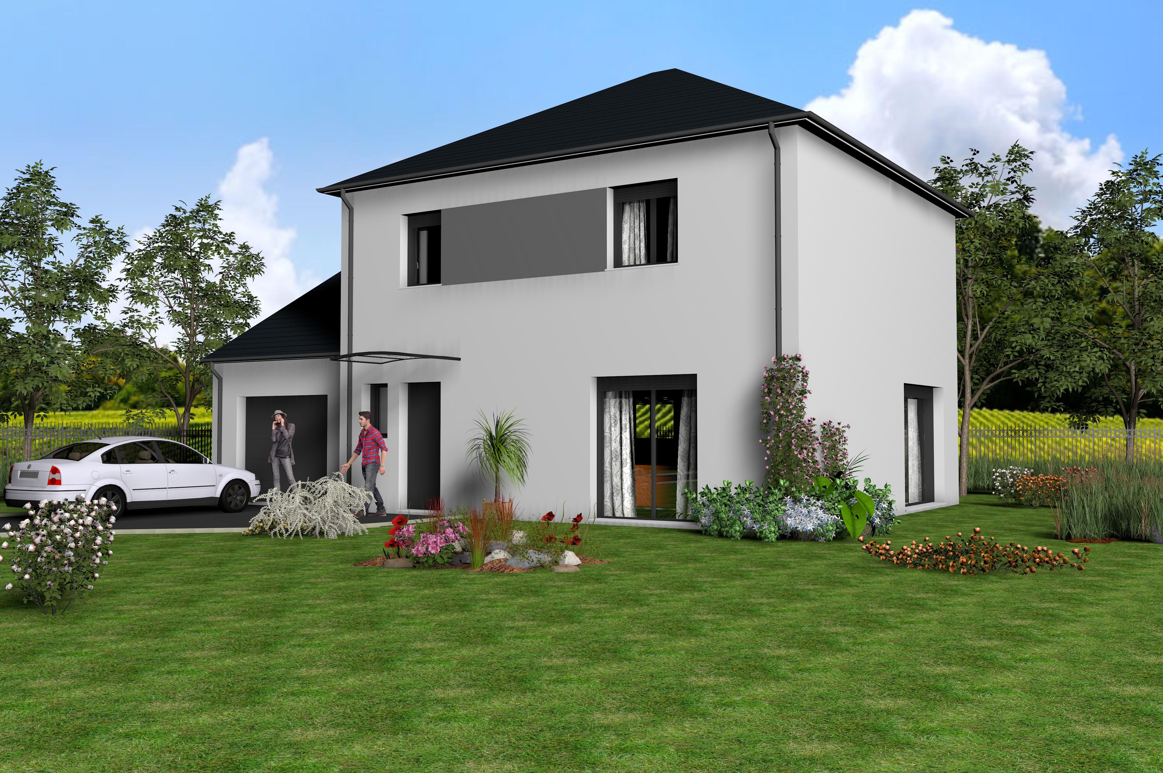 Maisons + Terrains du constructeur MAISONS STILL • 105 m² • LA FERTE SOUS JOUARRE
