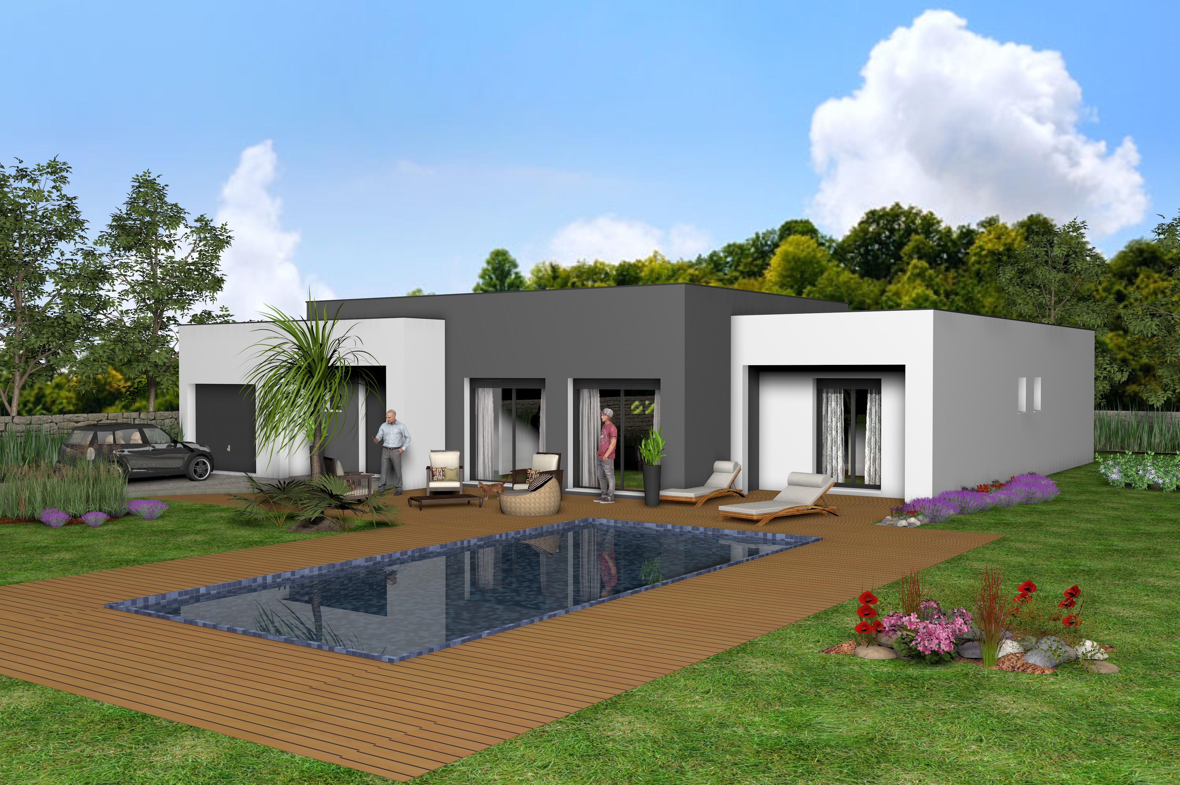 Maisons + Terrains du constructeur MAISONS STILL • 125 m² • LA FERTE SOUS JOUARRE