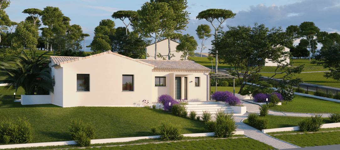 Maisons + Terrains du constructeur MAISON FAMILIALE MONTPELLIER • 106 m² • NEZIGNAN L'EVEQUE