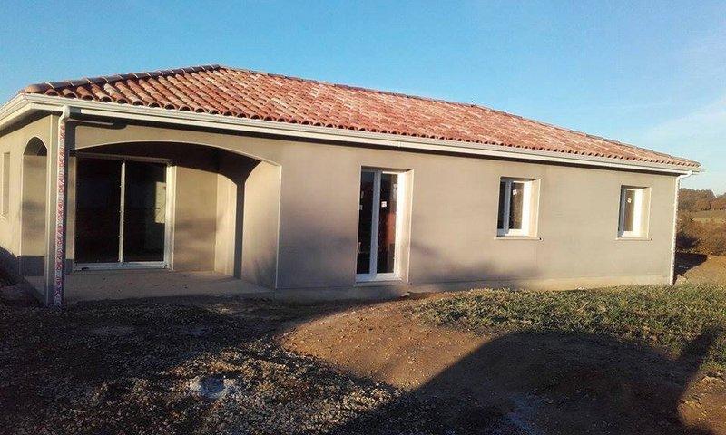 Maisons du constructeur MIKIT • CAZERES