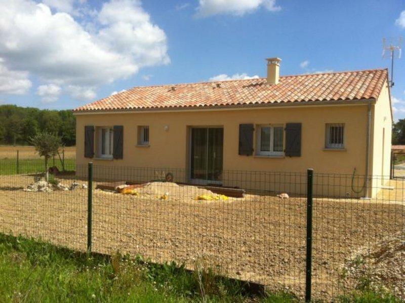 Maisons du constructeur MIKIT • FONSORBES