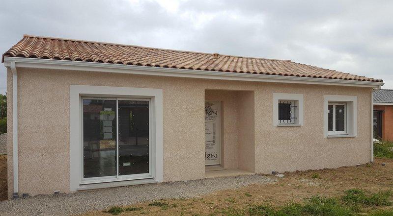 Maisons du constructeur MIKIT • LABARTHE SUR LEZE