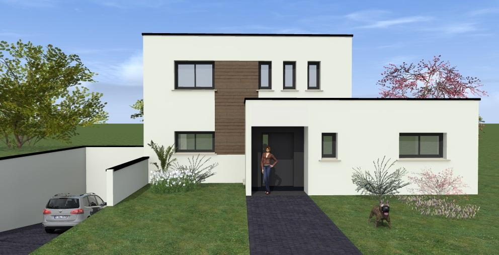 Maisons du constructeur MAISONS VESTALE 78 • 120 m² • MORANGIS