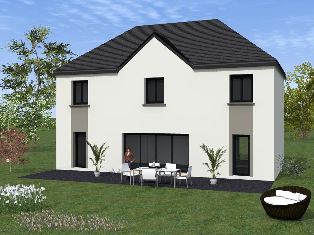 Maisons du constructeur MAISONS VESTALE 78 • 130 m² • EPONE