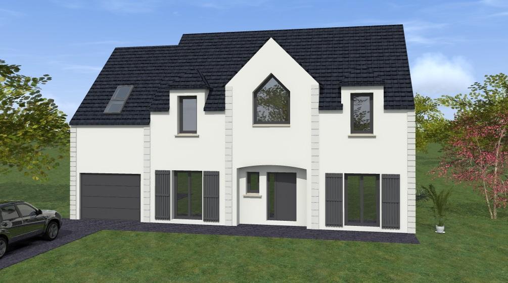 Maisons du constructeur MAISONS VESTALE 78 • 220 m² • SENLISSE