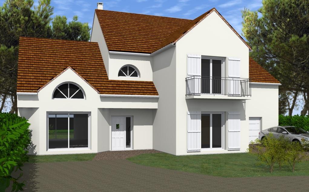 Maisons du constructeur MAISONS VESTALE 78 • 150 m² • CLAIREFONTAINE EN YVELINES