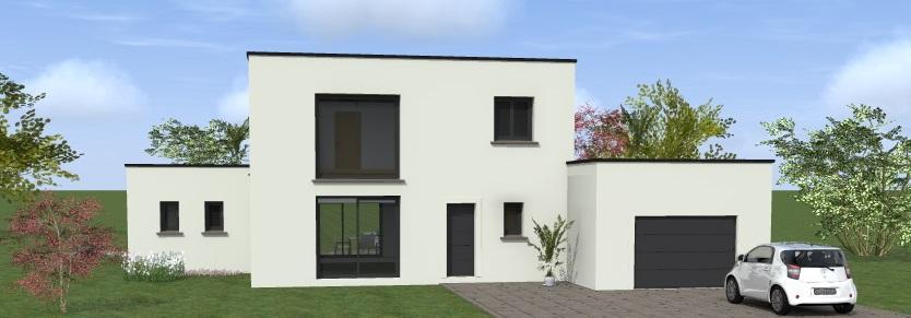 Maisons du constructeur MAISONS VESTALE 78 • 150 m² • MAGNY LES HAMEAUX
