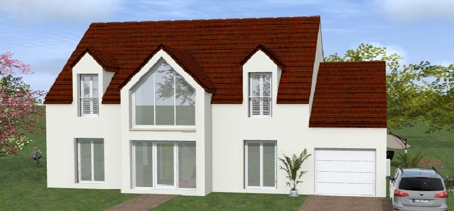 Maisons du constructeur MAISONS VESTALE 78 • 150 m² • CHAMBOURCY