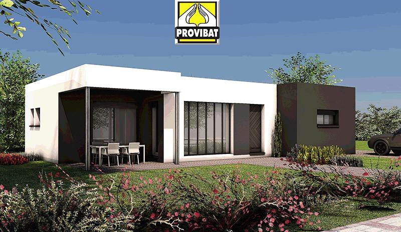 Maisons + Terrains du constructeur PROVIBAT • 75 m² • SATURARGUES